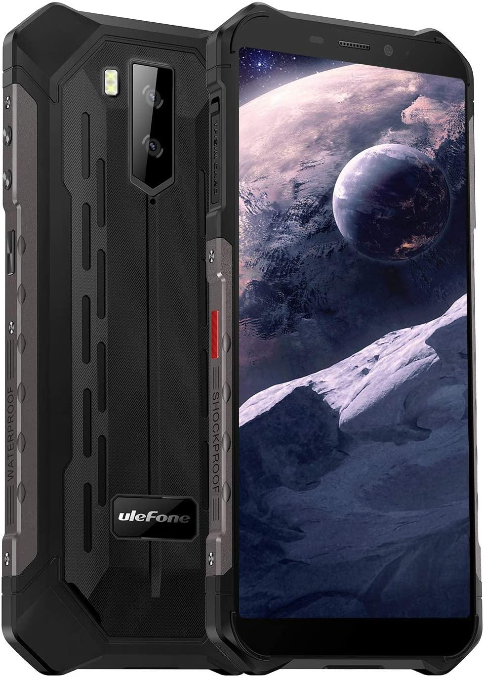 Ulefone Armor X5 czarny